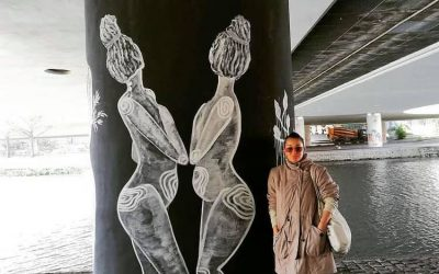 Vorbei mit der Graffitikunst an der WHB?
