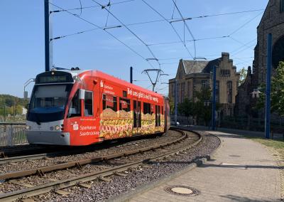 Stadtverkehr und ÖPNV