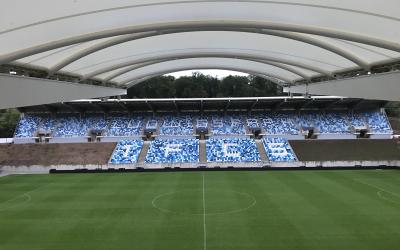 Kopfloses Handeln beim Stadion rächt sich