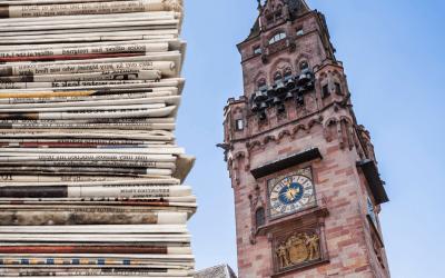 Neue Rathauszeitung: Unnötig, Teuer, Aus der Zeit Gefallen