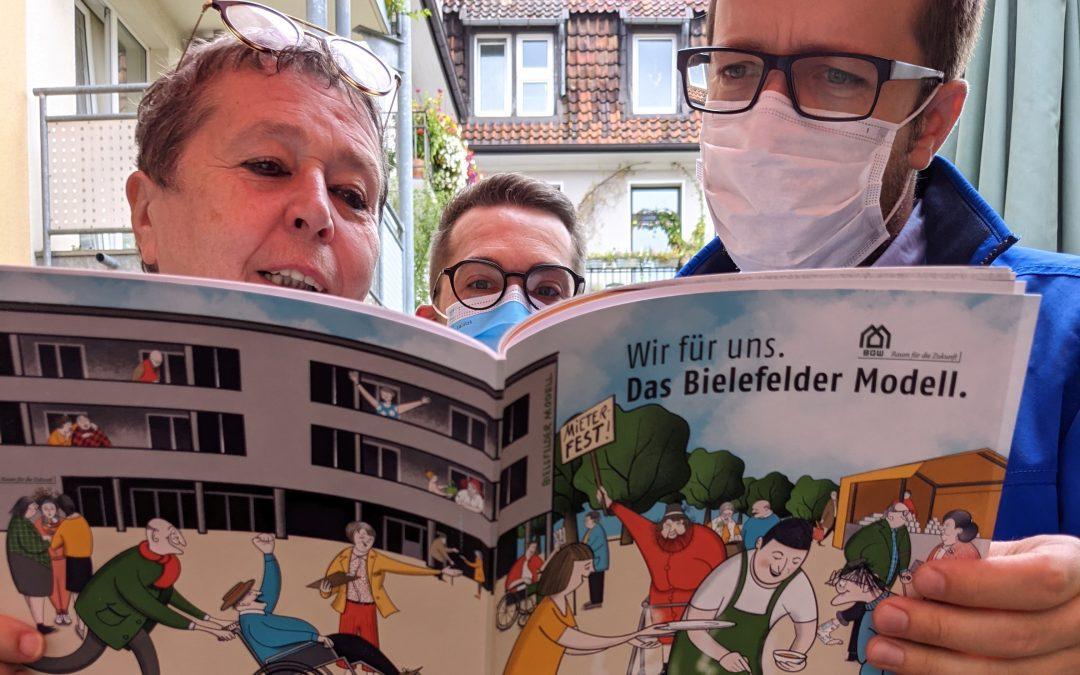 SPD vor Ort: WIe schaffen wir Bezahlbaren Wohnraum?